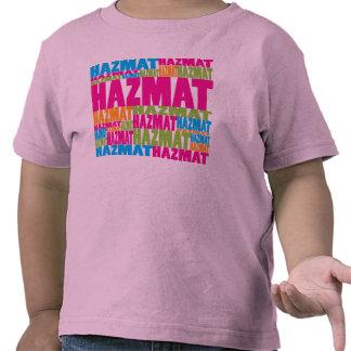Colorful Hazmat Tshirt