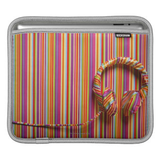 Colorful Headphones Sleeves For iPads