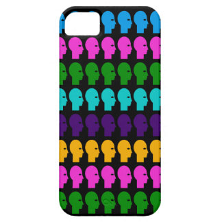 Colorful heads iPhone SE/5/5s case