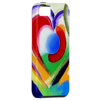 Colorful heart iPhone5 Case iPhone 5 Covers