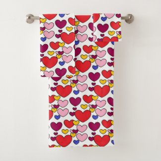 Cute towels for bathroom