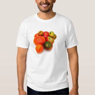 Colorful Heirloom Tomatoes T-Shirt