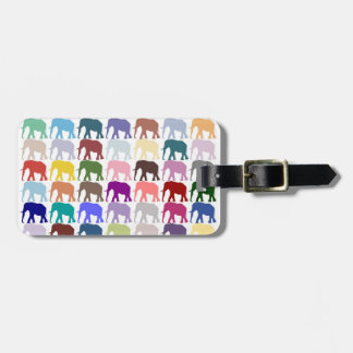 Colorful Herd Bag Tag