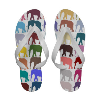 Colorful Herd Sandals