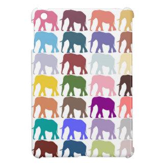 Colorful Herd iPad Mini Covers