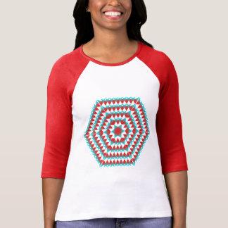 Colorful Hexagon T-Shirt
