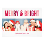COLORFUL  | HOLIDAY PHOTO CARD
