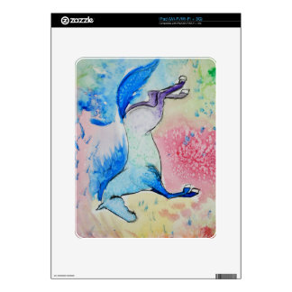 Colorful Horse Ipad Cover Skins For The iPad