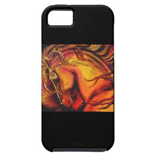 Colorful Horse iPhone 5 Cases
