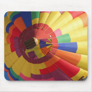 Colorful Hot Air Balloon Mouse Pads