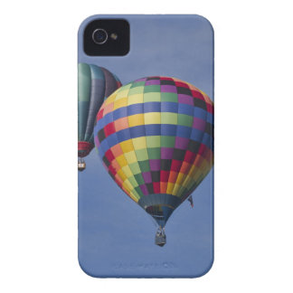Colorful Hot Air Balloon Race iPhone 4 Case-Mate Case