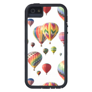 Colorful Hot-Air Ballooning iPhone 5/5s Case