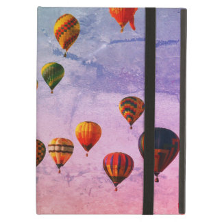 Colorful Hot Air Balloons Cover For iPad Air