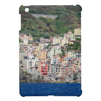 Colorful Houses on Italy Coast iPad Mini Covers