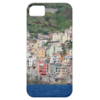 Colorful Houses on Italy Coast iPhone SE/5/5s Case