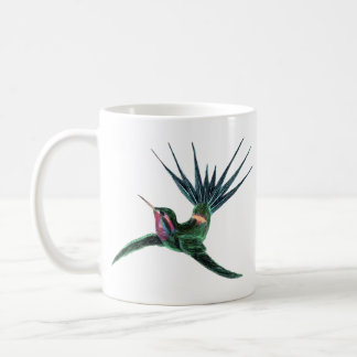 Colorful Hummingbird Coffee Mug