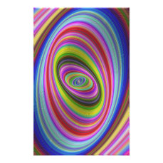 Colorful Hypnosis Flyer