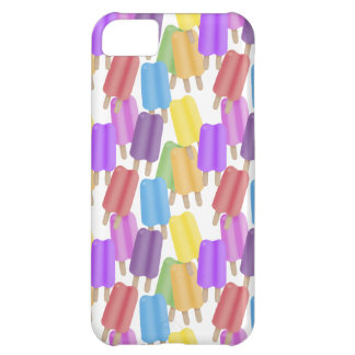 Colorful Ice Pops Case For iPhone 5C