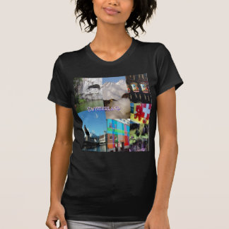 Colorful Images of Switzerland by Celeste Sheffey T-Shirt