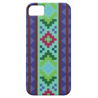 Colorful Indian Pattern iPhone 5 Case