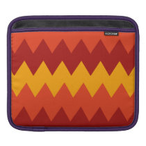 Colorful Indian Rug Pattern Sleeve For iPads