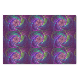 """Colorful Infinity 10"""" X 15"""" Tissue Paper"""