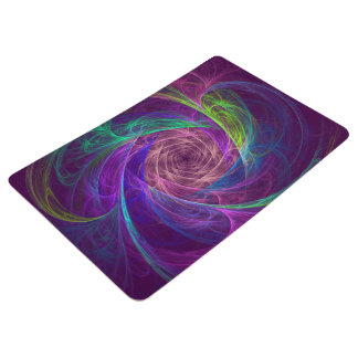Colorful Infinity Floor Mat