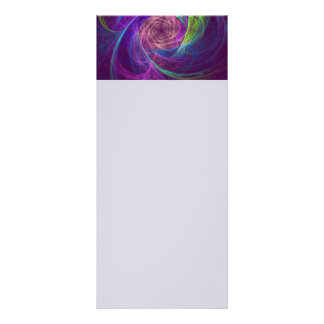 Colorful Infinity Rack Card