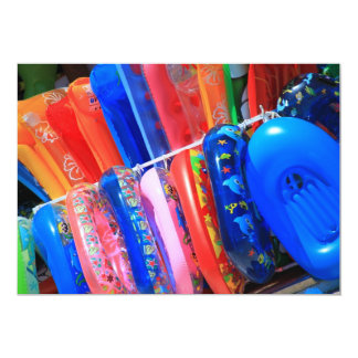 Colorful Inflatable's Card