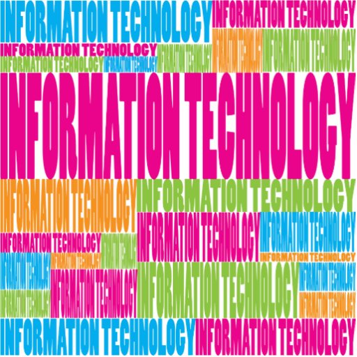 Colorful Information Technology Photo Sculpture Ornament