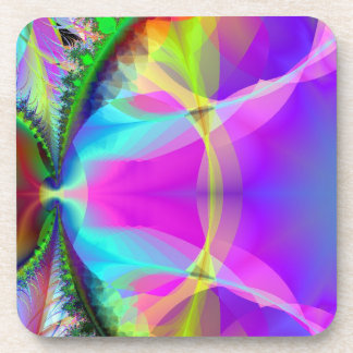 Colorful Inner Circle Coaster