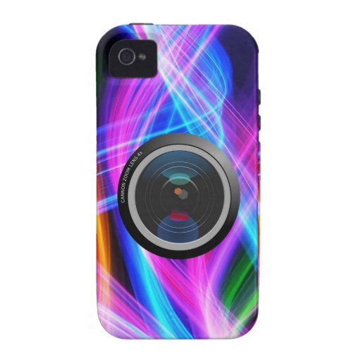 ColorFul  iPhone 4/4S Vibe Universal Case iPhone 4 Case