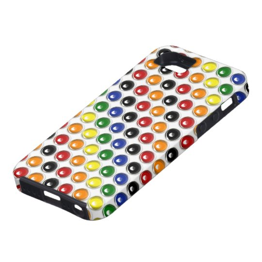 Colorful iPhone 5 Case