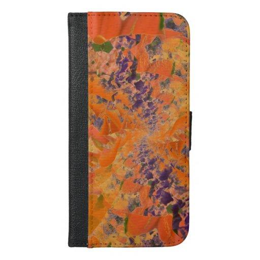 Colorful iPhone 6/6s Plus Wallet Case