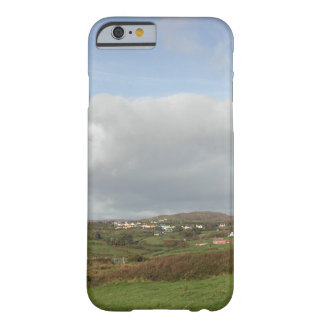 Colorful Irish Village Scene. Barely There iPhone 6 Case