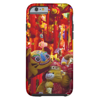 Colorful items for sale in a shop in Hong Kong Tough iPhone 6 Case