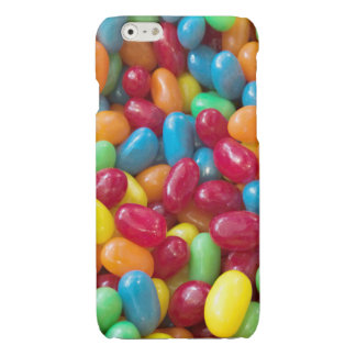 Colorful Jelly Beans Glossy iPhone 6 Case