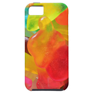 colorful jelly gum texture iPhone SE/5/5s case