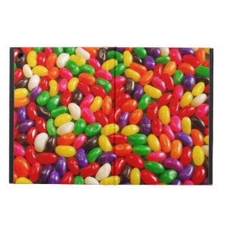 Colorful jellybean ipad cover