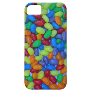 Colorful jellybeans pattern iphone case