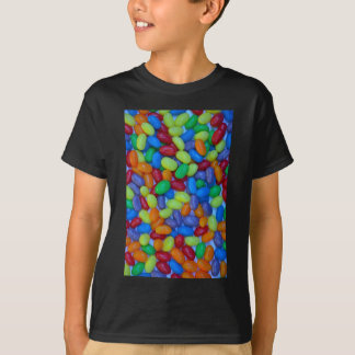 Colorful jellybeans pattern T-Shirt
