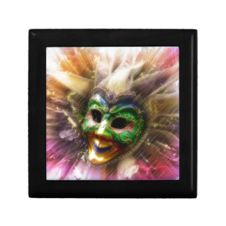 Colorful Jester Trinket Boxes