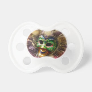 Colorful Jester Pacifier