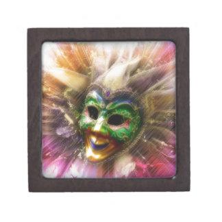 Colorful Jester Premium Trinket Boxes
