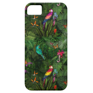 Colorful Jungle iPhone SE/5/5s Case