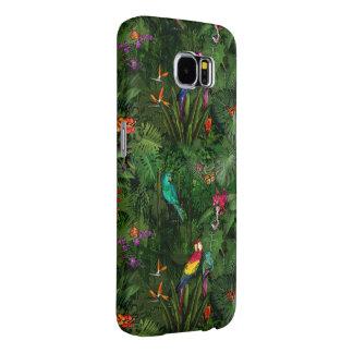 Colorful Jungle Samsung Galaxy S6 Case