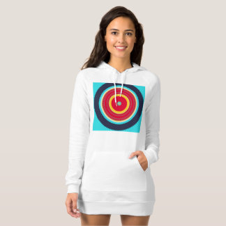 Colorful kaleidoscope abstract design t shirt
