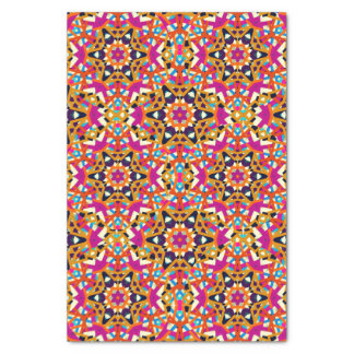 Colorful Kaleidoscope All-Occasion Tissue Paper