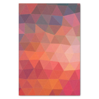 Colorful Kaleidoscope Art Tissue Paper