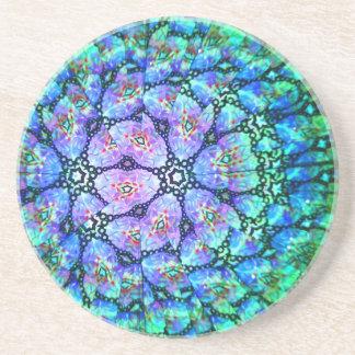 Colorful Kaleidoscope Coaster #1
